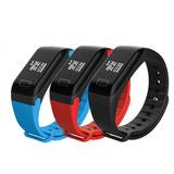 Relógio Smartband F1 Monitor Cardíaco E Pressão Arterial