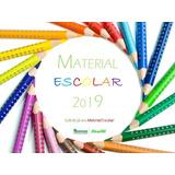 Kit Completo Material Escolar C/11 Itens Diversos Produtos