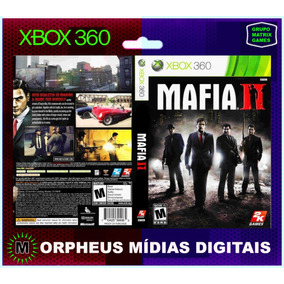 Mafia 2 Xbox 360 Original - Mídia Digital
