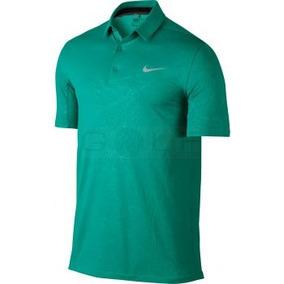 aaaa98d4fed84 Playera Tipo Polo Nike Golf en Mercado Libre México