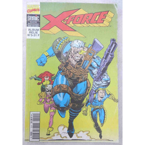 Collection Version Intégrale Nº 5 - X-force - Rob Liefeld