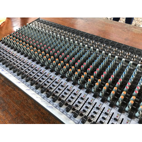 Mesa De Som 32 Canais Behringer Sx3242fx Pro