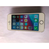 iPhone 5s 64gb Gold Desbloqueado De Fabrica
