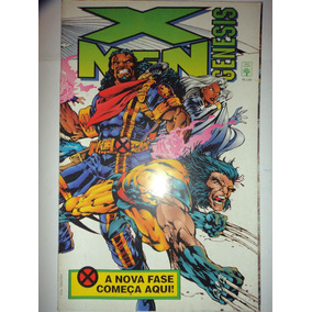 X Men Genesis Editora Abril 1997 Excelente R$ 1,99