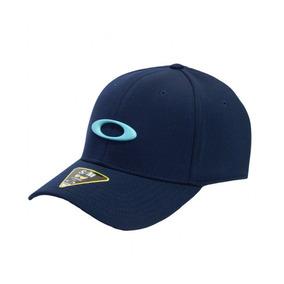 63332f7403253 Bone Oakley Tincan Cap Azul Marinho   Bb 100% Original
