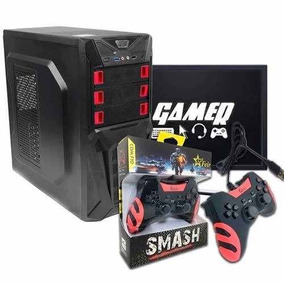 Cpu Gamer Amd Fx-6300, R7 240 2gb, 8gb Joystick Com Jogos