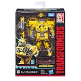 Transformers Studio Series 18 Deluxe Bumblebee