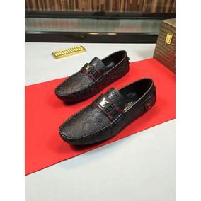 Zapatos Mocasines Louis Vuitton Bajo Pedido