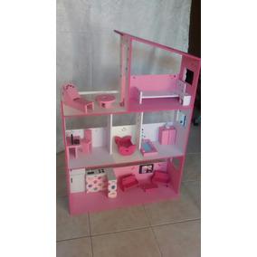 Casas Para Muñecas Barbie Nuevo Modelo