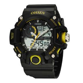 9255b2e44f9 Relógio Ohsen Original - Relógio Masculino no Mercado Livre Brasil