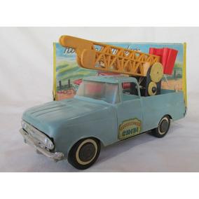 Antiguo Camion Hidroelevador, Chibi,años 70,con Caja Arv #l