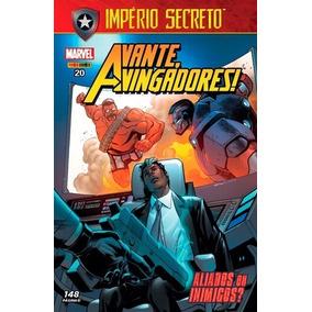 Hq Avante Vingadores! Nº 20 Ed Jul/2018 - Aliados Ou Inimigo