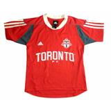 Camiseta Toronto Fc Futebol Infantil Clube Canadá adidas 097af144469d5