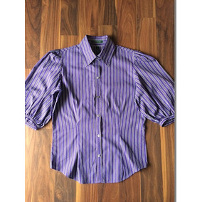 Camisa Social Ralph Lauren M Nova Oferta Importada Original ebfd9691c70