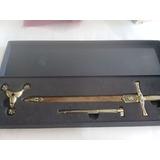 Miniatura Espada Excalibur Do Rei Arthur- 26 Cm - Seminova