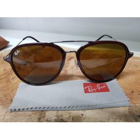 Óculos De Sol Ray Ban 3025 Aviator Bronze L.marrom Degrade - Óculos ... 651efb91d1