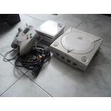 Sega Dreamcast 100% Operativo Memoricard 2 Juegos
