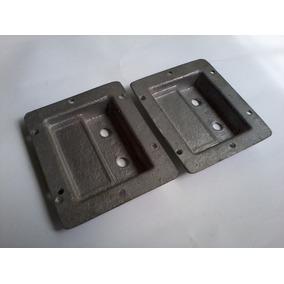 Cajetin Aluminio Sonido Audio Carro Cajon Plug Conector