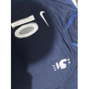 Camiseta De Francia Con Mbappe - Camiseta de Francia 2018 para ... 6dbc3d380dd37