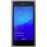 Smartphone Sony Xperia M4 Aqua E2363 Dual Seminovo Prata Top