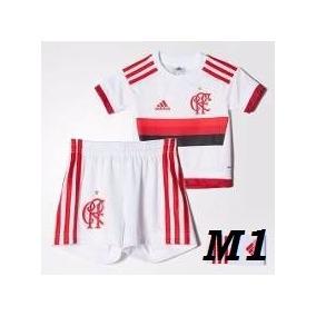 Conjunto Infantil Flamengo - S  Meião - (personalizado) e5407d0dec531
