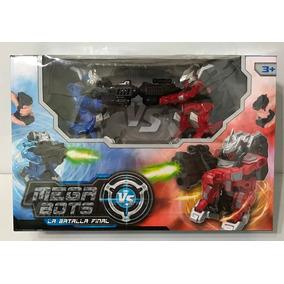 Robots Megabots X 2 La Batalla Final 27101