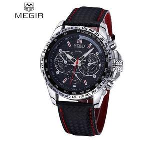 Relógio Megir Esporte Social Elegante
