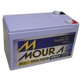Kit Com 02 Baterias Moura Modelo: 12mva9