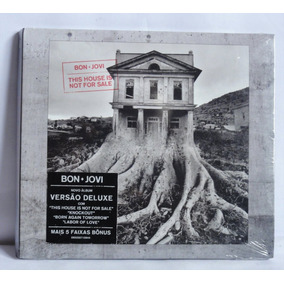 Cd Bon Jovi - This House Is Not For Sale - Deluxe Lacrado!!
