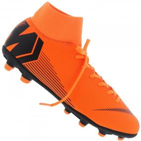 eaa9e467e4 Chuteira Masculina Nike Mercurial Superfly V Dybala Black ...