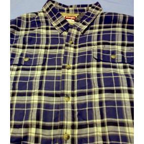 Camisa Flanela Forrada - Camisa Manga Longa Masculinas no Mercado ... caddbd6f857