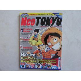 Revista Neo Tokyo N° 5 Editora Escala