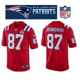 Jersey Nfl Marca Nike New England Patriots Nuevos Originales ca395314d08