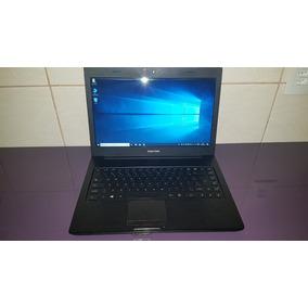 Notebook Positivo S1991 Celeron 1,5 Ghz 2gb Ram Ssd 120 Gb