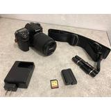 Venta De Cámara Tipo Reflex Nikon D7200