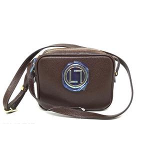 Bolsa Mini Bag Couro Luz Da Lua Cor New Ridge Tabacco 5933