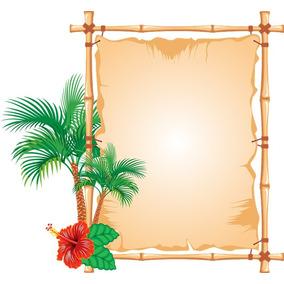 Convite Festa Havaiana Festas No Mercado Livre Brasil