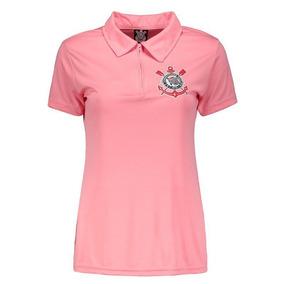 Camisa Corinthians Feminina no Mercado Livre Brasil 5c55c7dec916d