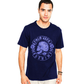 Camisetas E Polos Mr. Jack Originais - Camisetas e Blusas no Mercado ... e264b2e9a32