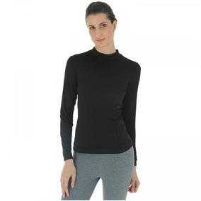 8cb325f6c2 Camisa Térmica Nord Outdoor Under Confort - Feminina - Preto