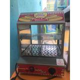 Máquina Para Hot Dogs