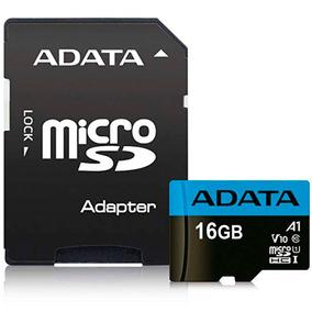 Memoria Micro Sdxc 16gb Adata V10 C-10 A1 Ausdh16guicl10a1