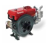 Motor Estacionario Diesel Branco 18 Hp Partida Eletrica