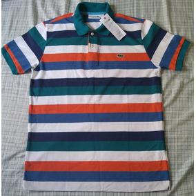445c9238a7d0d Camisa Lacoste Lançamento Promoçao - Camisa Casual Masculino no ...