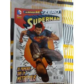 Superman Novos 52 Volume 0 Ao 50, Exceto O Número 28