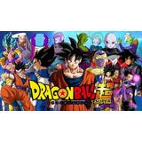 Dragon Ball Super Serie Completa 131 Episodios Latino/subtil