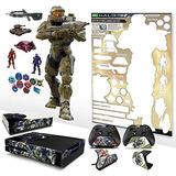 Controlador Gear Halo 5 Paquete De Piel De Juego Definitiva