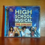 High School Musical The Concert Cd + Dvd Original Nuevo