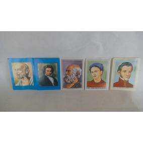Biografías Paquete Con 1,500 Piezas Y 625 Monografias