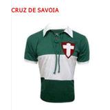 Super Oferta Camisa Masc. Cruz De Savóia   Retrô e489dd8a3375a